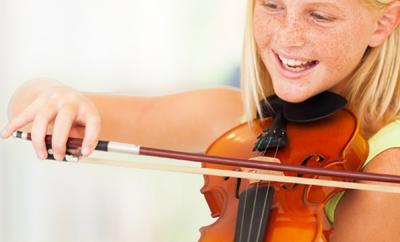 Violin-Student