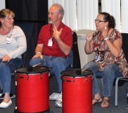 2014 LDI May – Drum rhythm 2