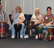 2014 LDI May – Drum rhythm 3