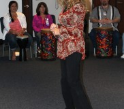 2014 LDI May – Drum rhythm Kathleen Radnich instructor