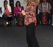 2014 LDI May – Drum rhythm Kathleen Radnich instructor