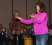 2014 LDI May – Drumming 13 Shiela Hendricks