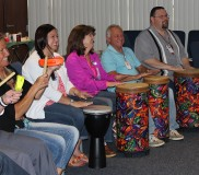 2014 LDI May – Drumming 2