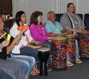 2014 LDI May – Drumming 2