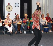 2014 LDI May – Drumming 3 Kathleen Radnich
