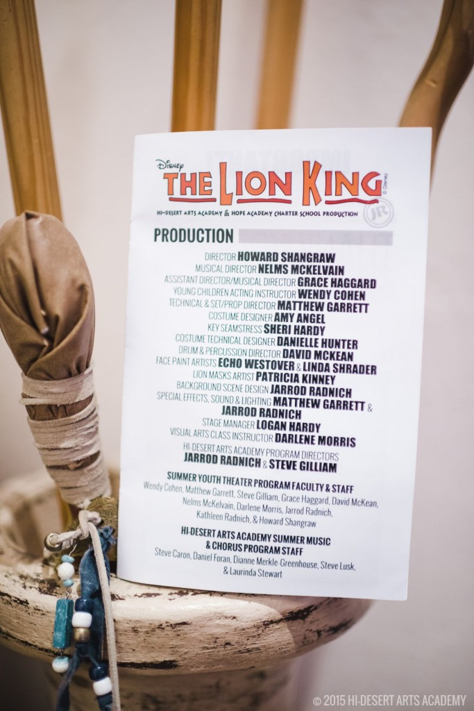 HDAA The Lion King 2015 - Behind The Scenesl02