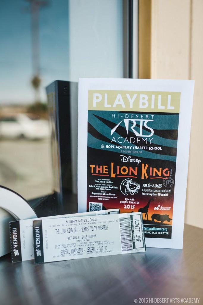 HDAA The Lion King 2015 - Behind The Scenesl07