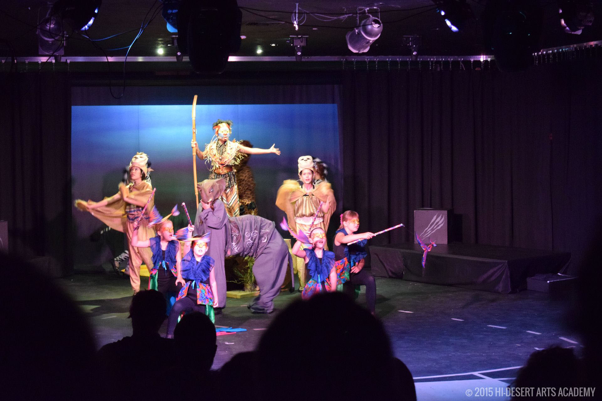 HDAA The Lion King 2015 - Dress Rehearsal05