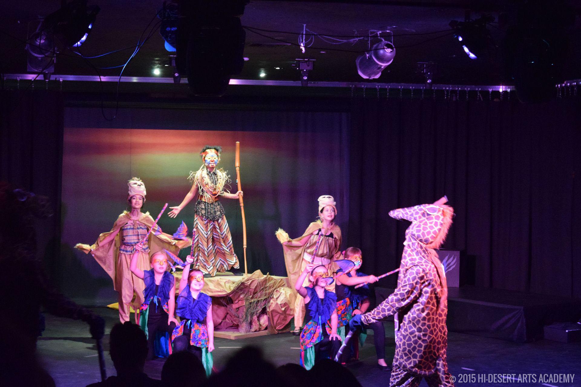 HDAA The Lion King 2015 - Dress Rehearsal06