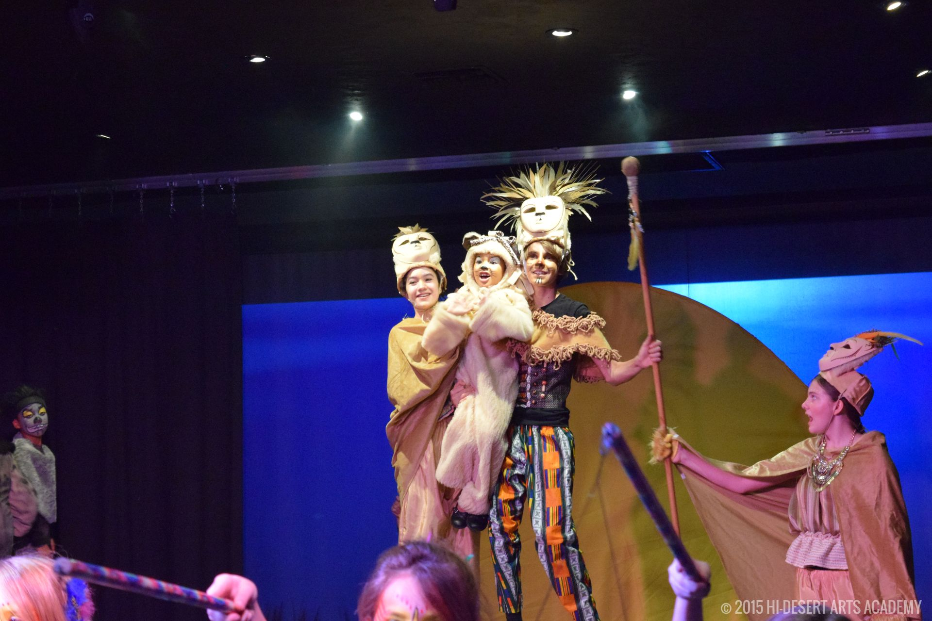 HDAA The Lion King 2015 - Dress Rehearsal07