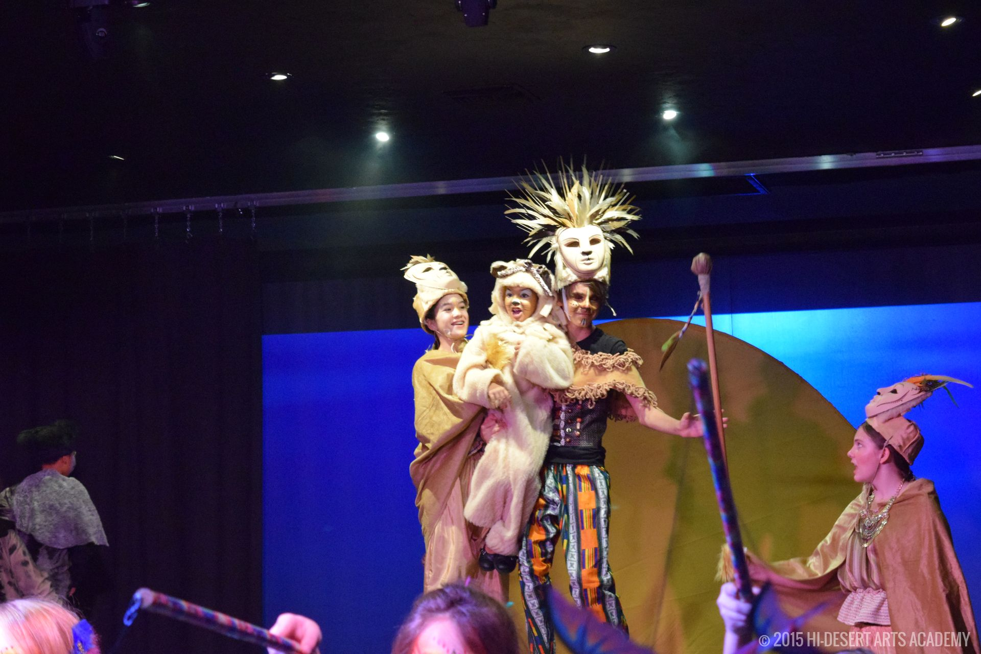 HDAA The Lion King 2015 - Dress Rehearsal09