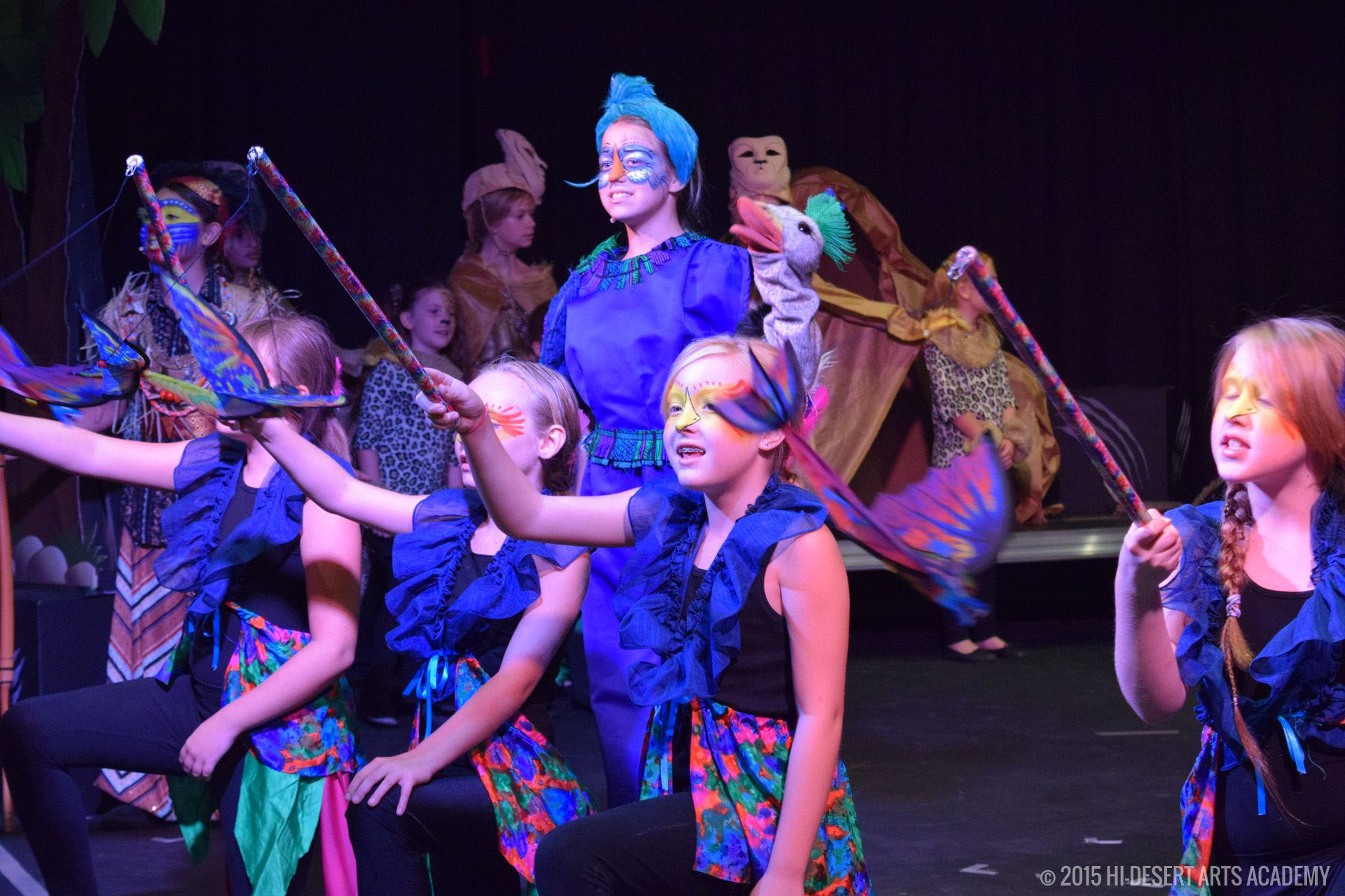 HDAA The Lion King 2015 - Dress Rehearsal11