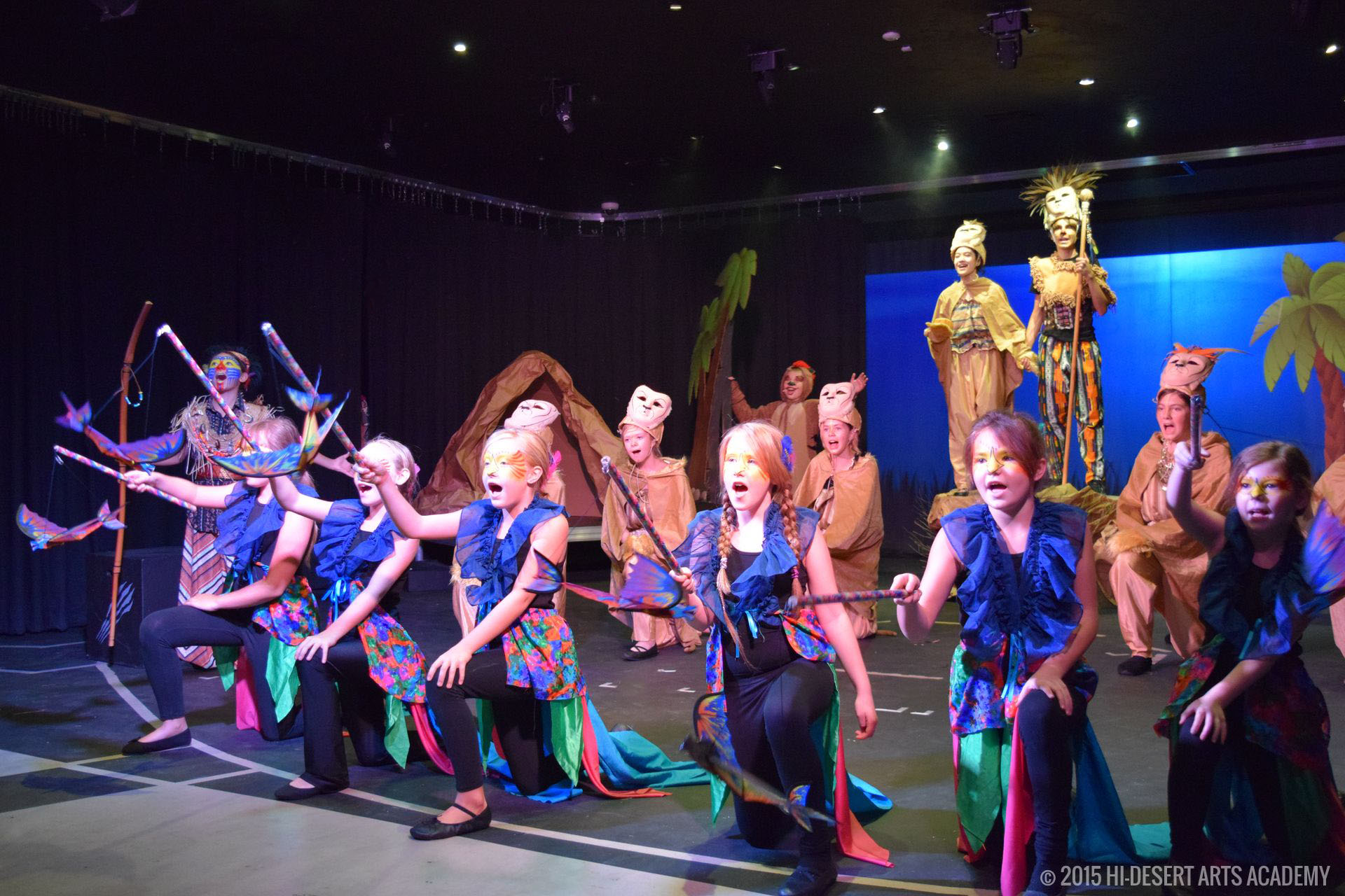 HDAA The Lion King 2015 - Dress Rehearsal12