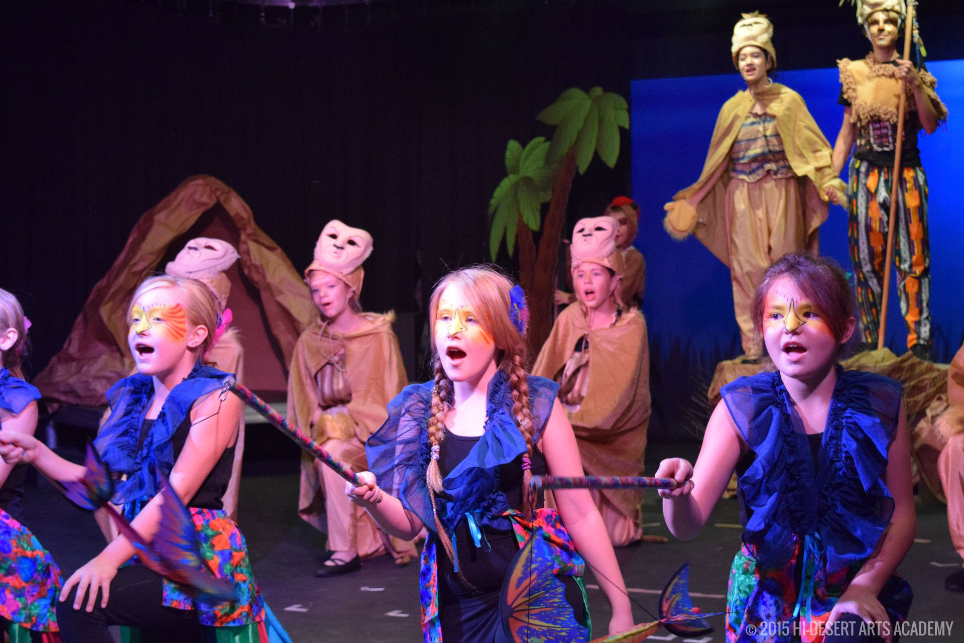 HDAA The Lion King 2015 - Dress Rehearsal13
