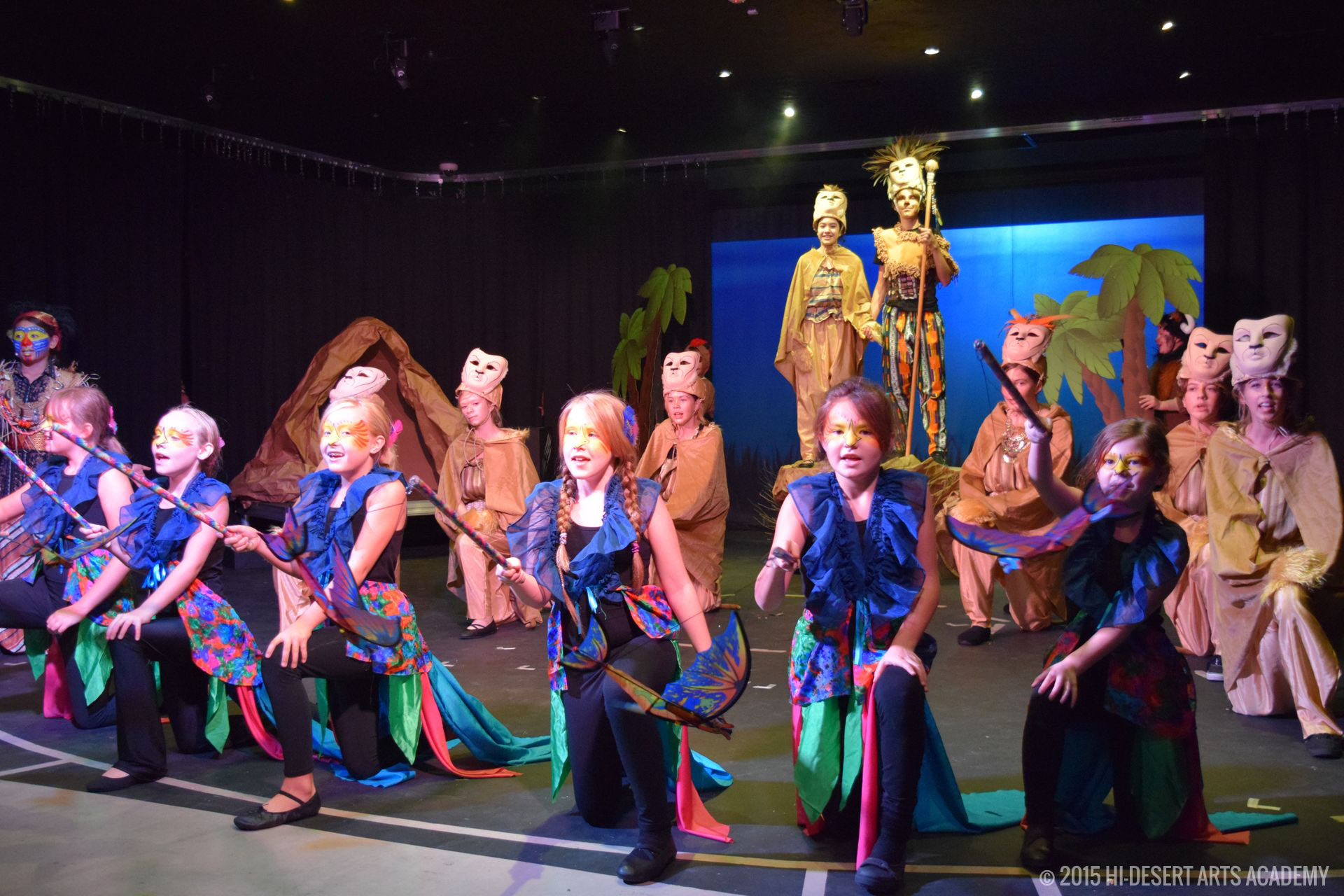 HDAA The Lion King 2015 - Dress Rehearsal14