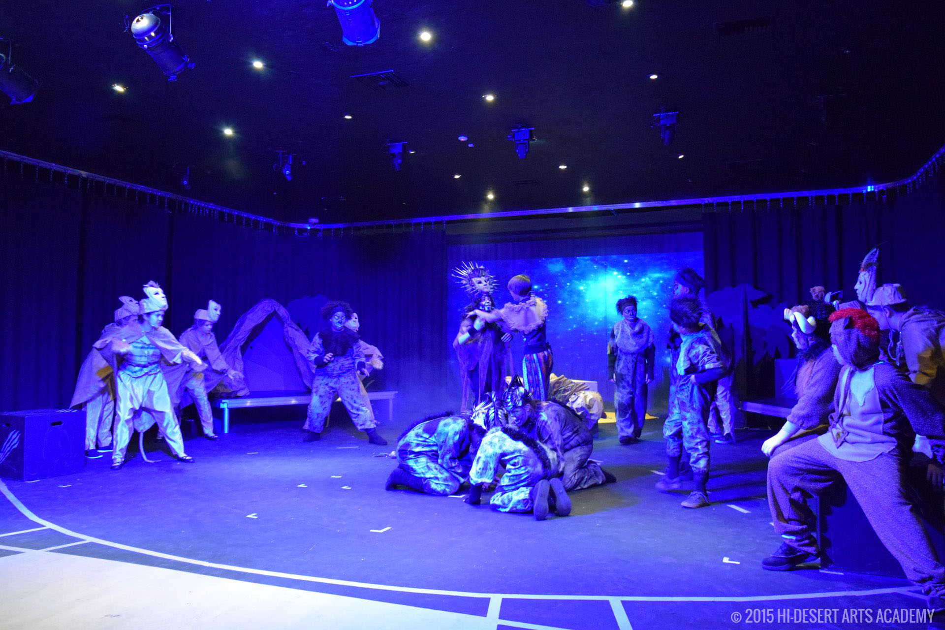 HDAA The Lion King 2015 - Dress Rehearsal15