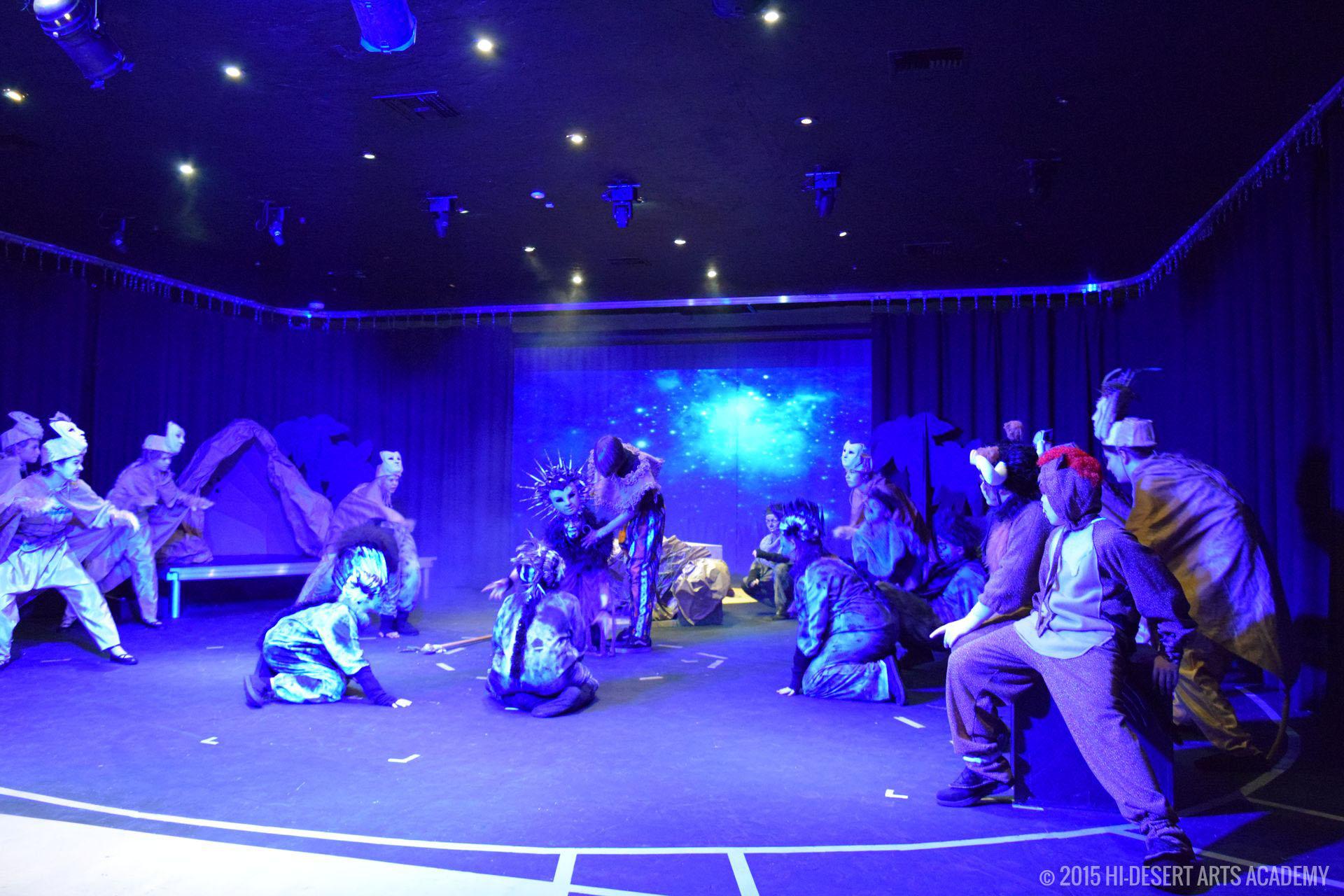 HDAA The Lion King 2015 - Dress Rehearsal16