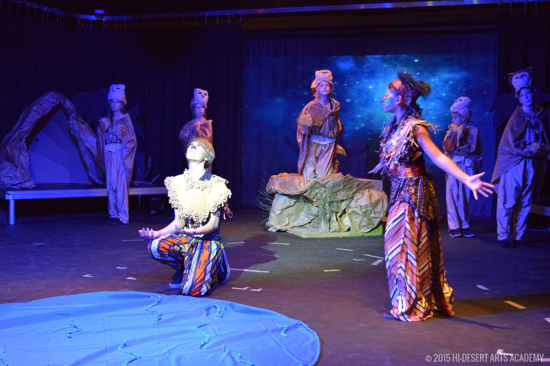 HDAA The Lion King 2015 - Dress Rehearsal19