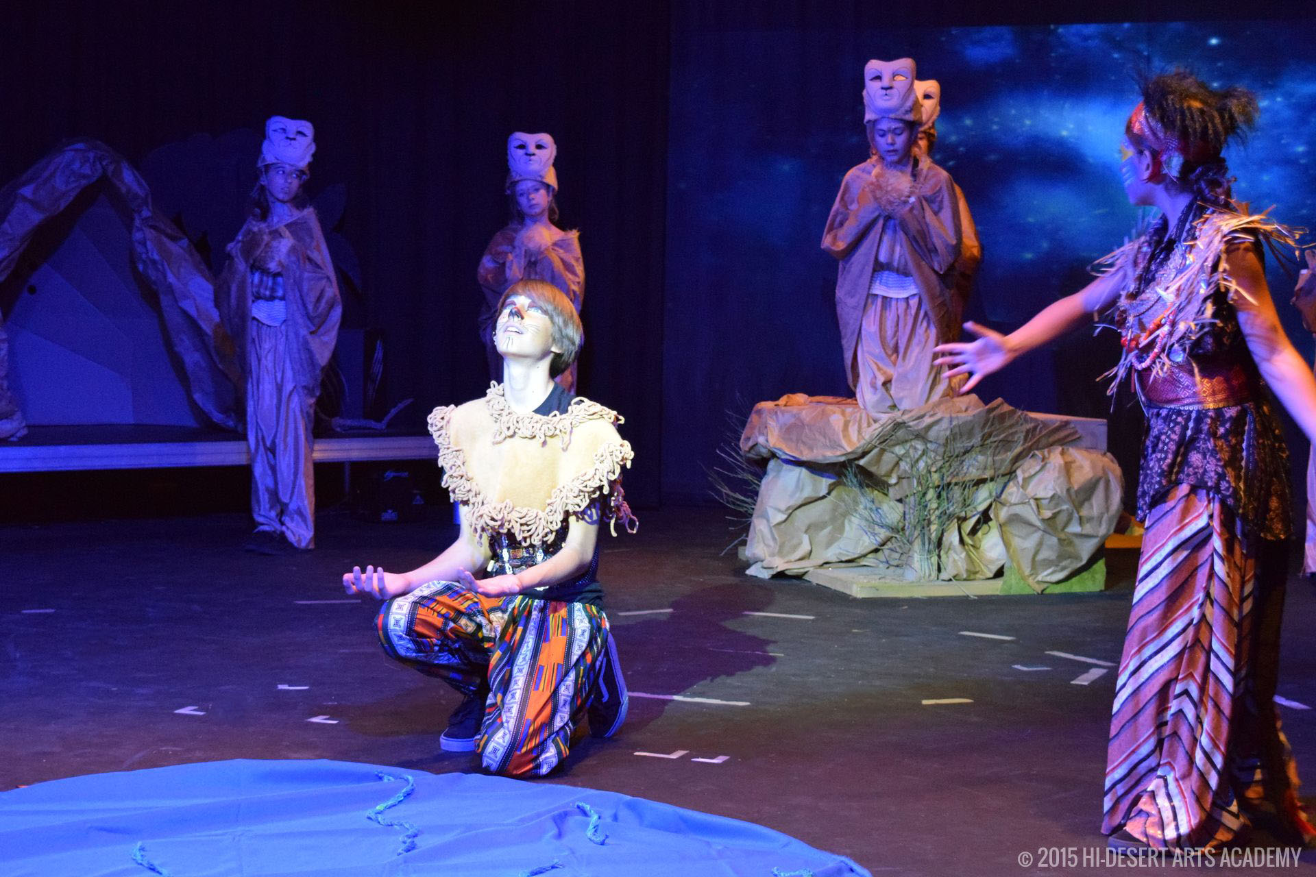 HDAA The Lion King 2015 - Dress Rehearsal20