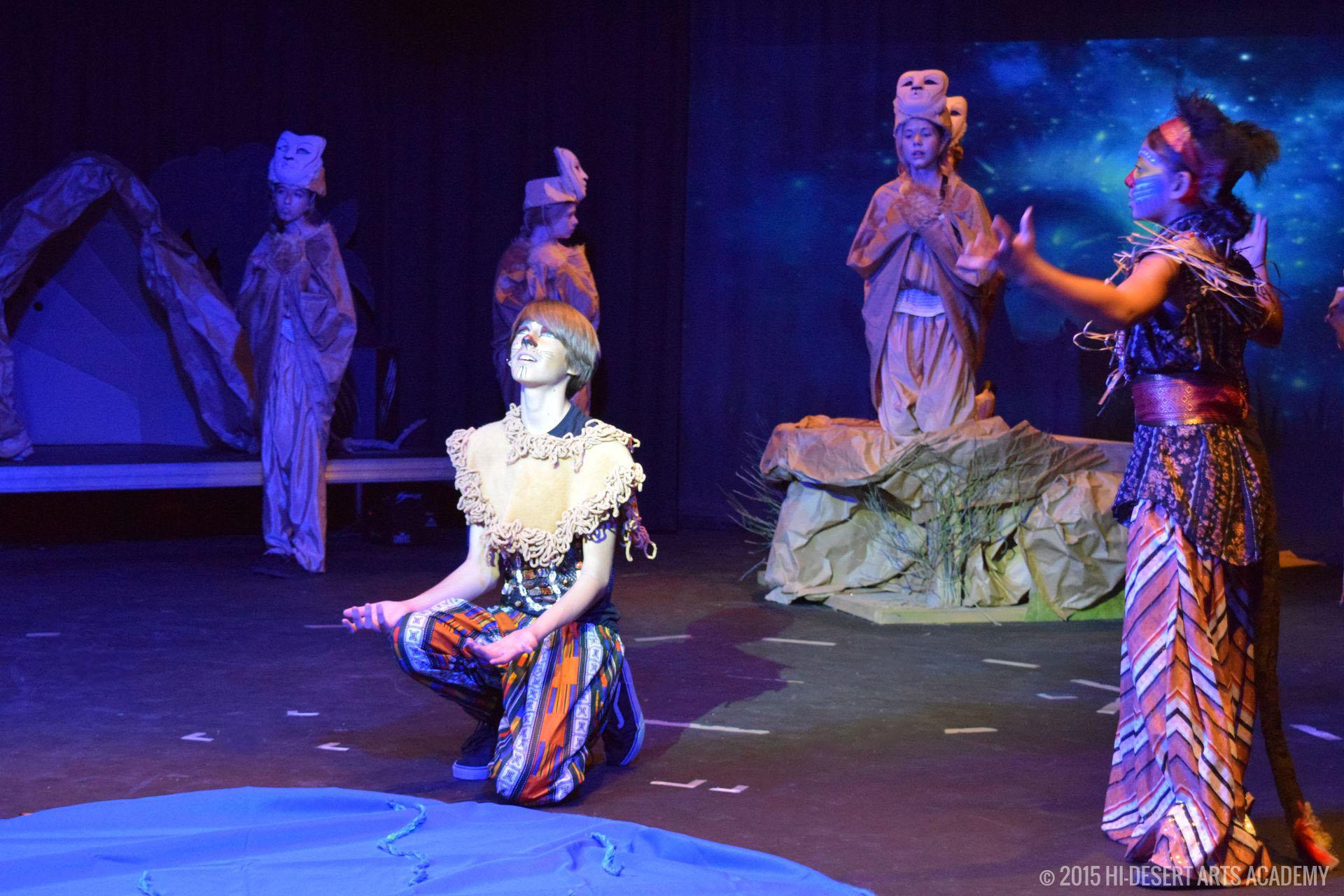 HDAA The Lion King 2015 - Dress Rehearsal21