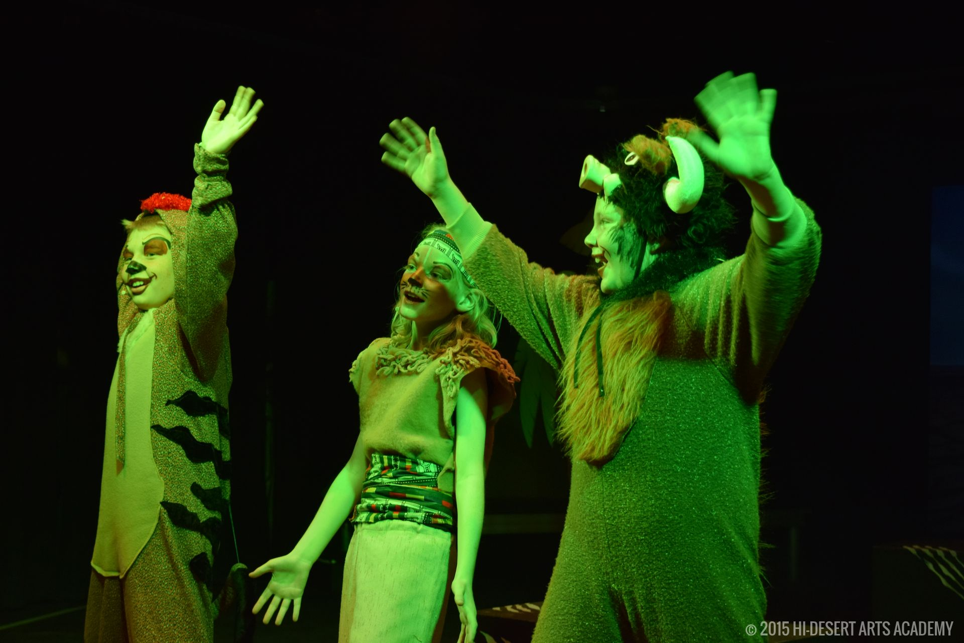 HDAA The Lion King 2015 - Dress Rehearsal25