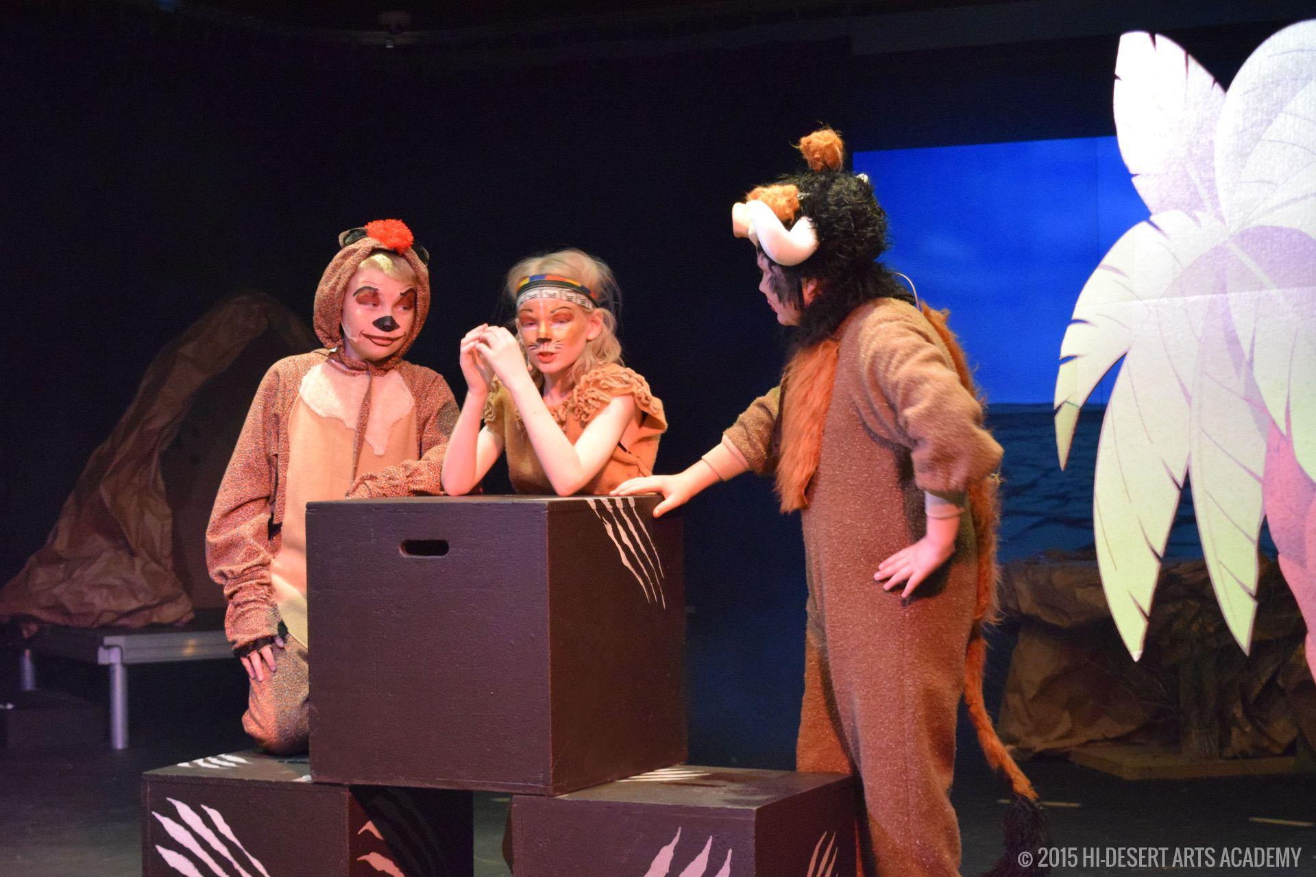 HDAA The Lion King 2015 - Dress Rehearsal26