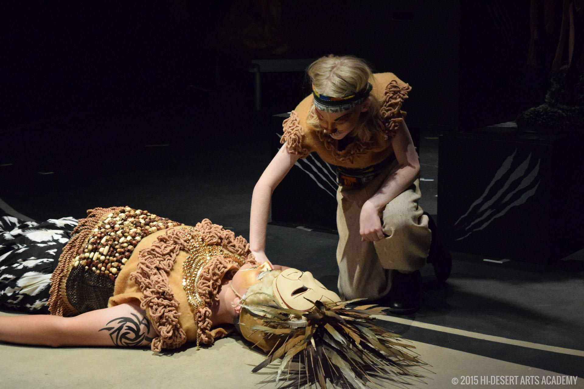 HDAA The Lion King 2015 - Dress Rehearsal27