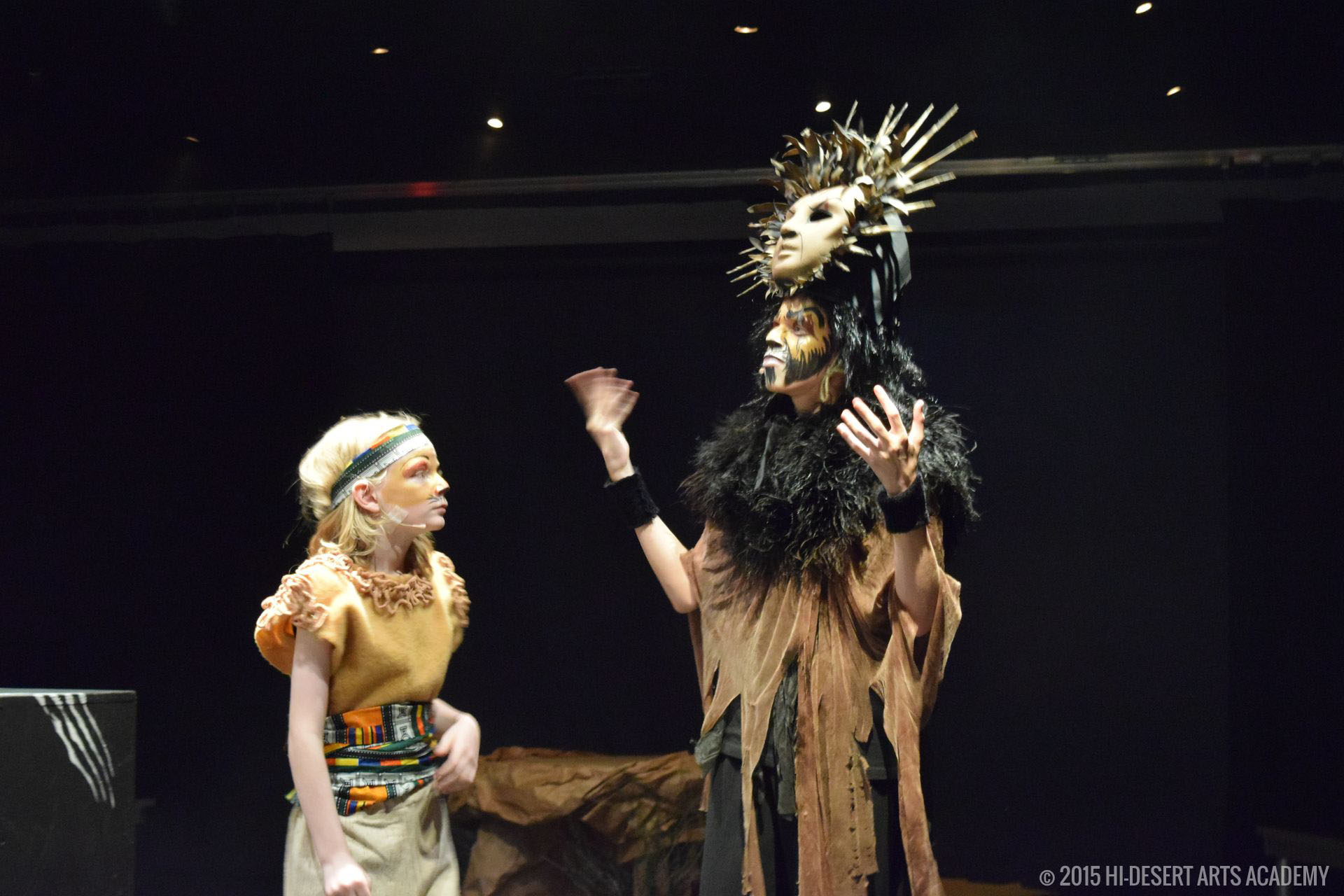 HDAA The Lion King 2015 - Dress Rehearsal29