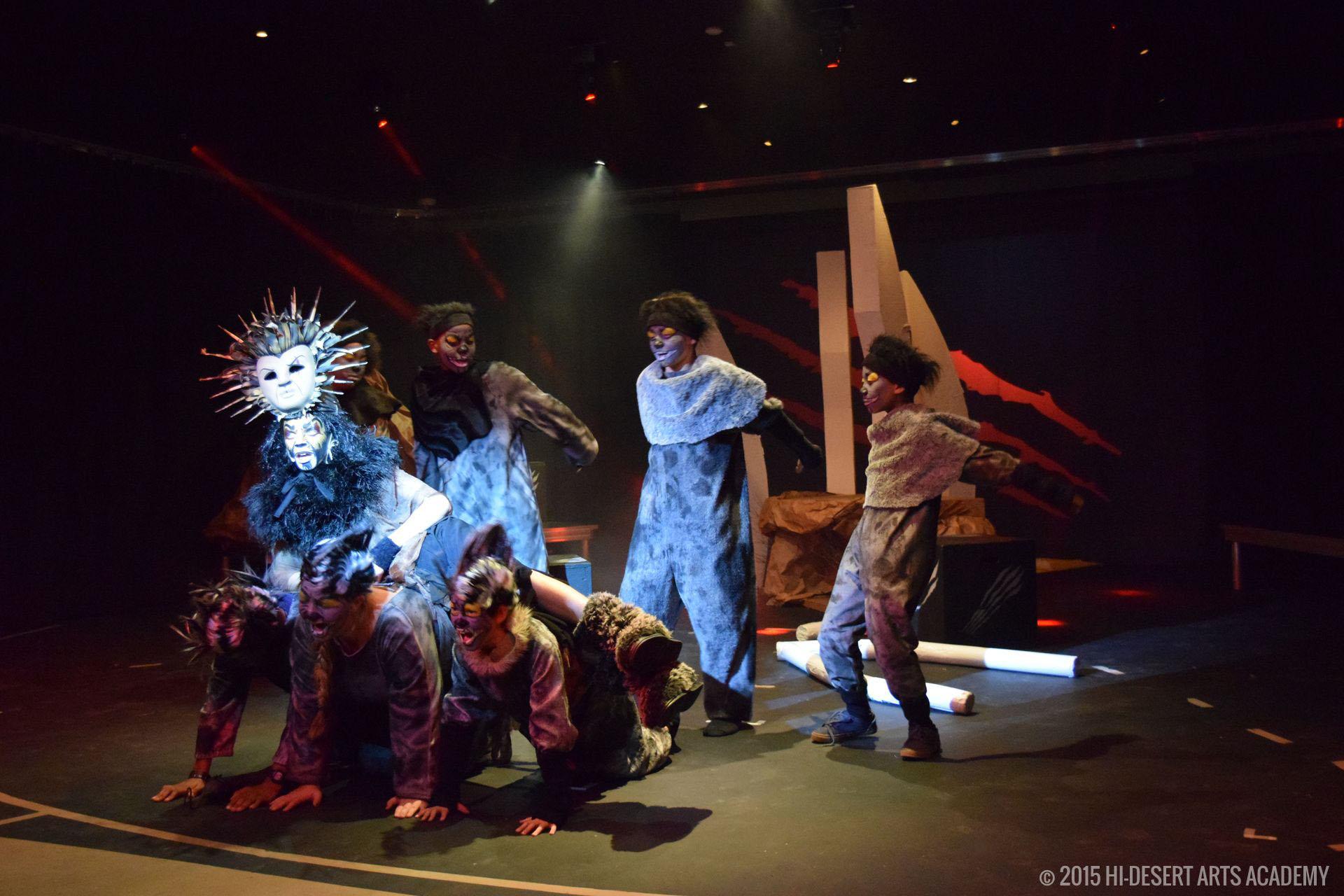 HDAA The Lion King 2015 - Dress Rehearsal30