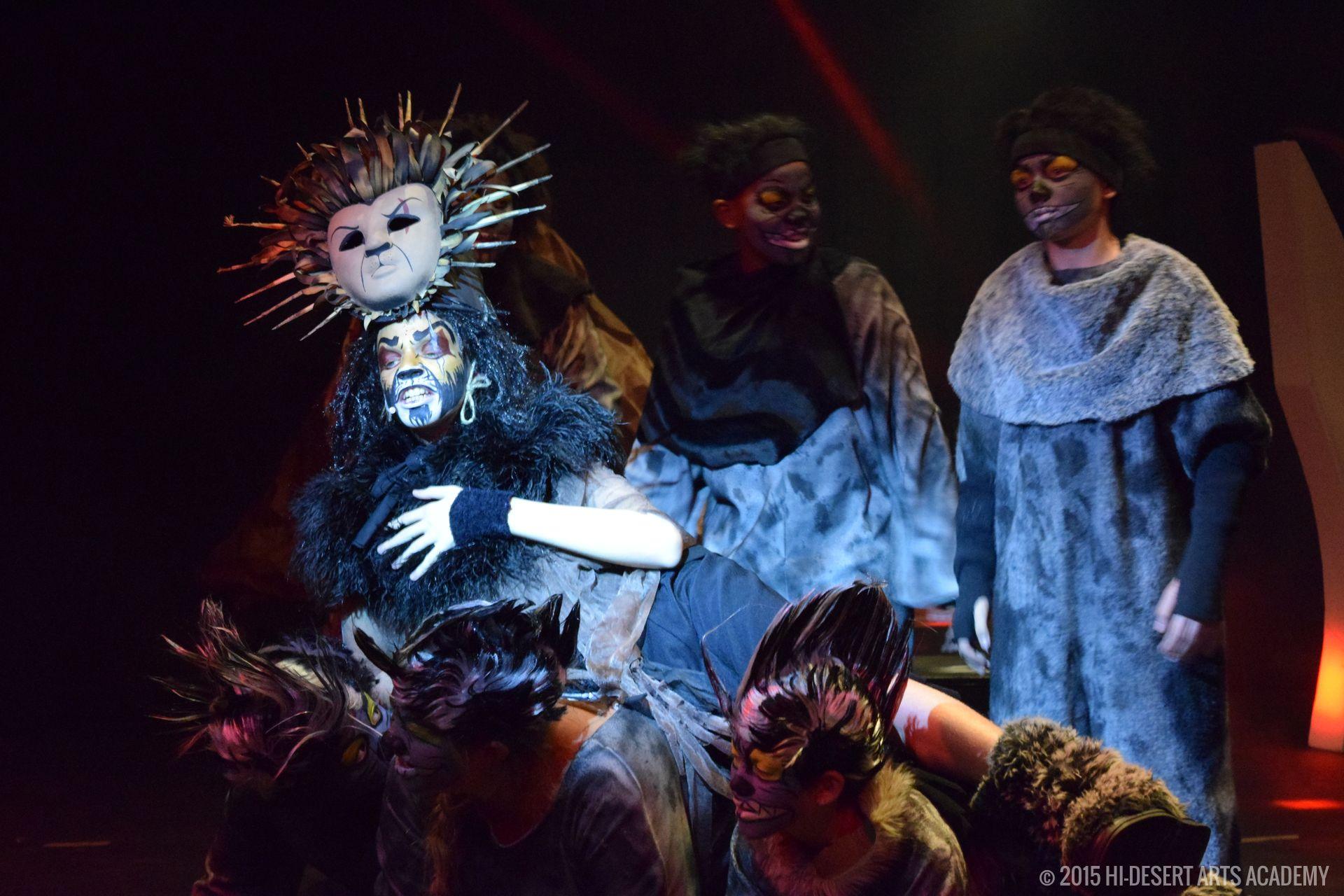 HDAA The Lion King 2015 - Dress Rehearsal31