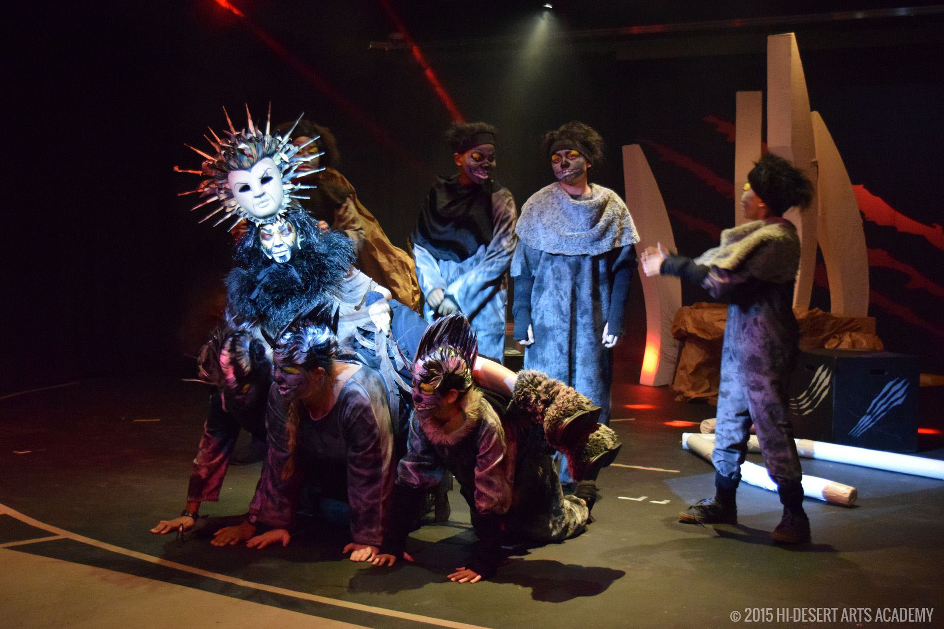 HDAA The Lion King 2015 - Dress Rehearsal32
