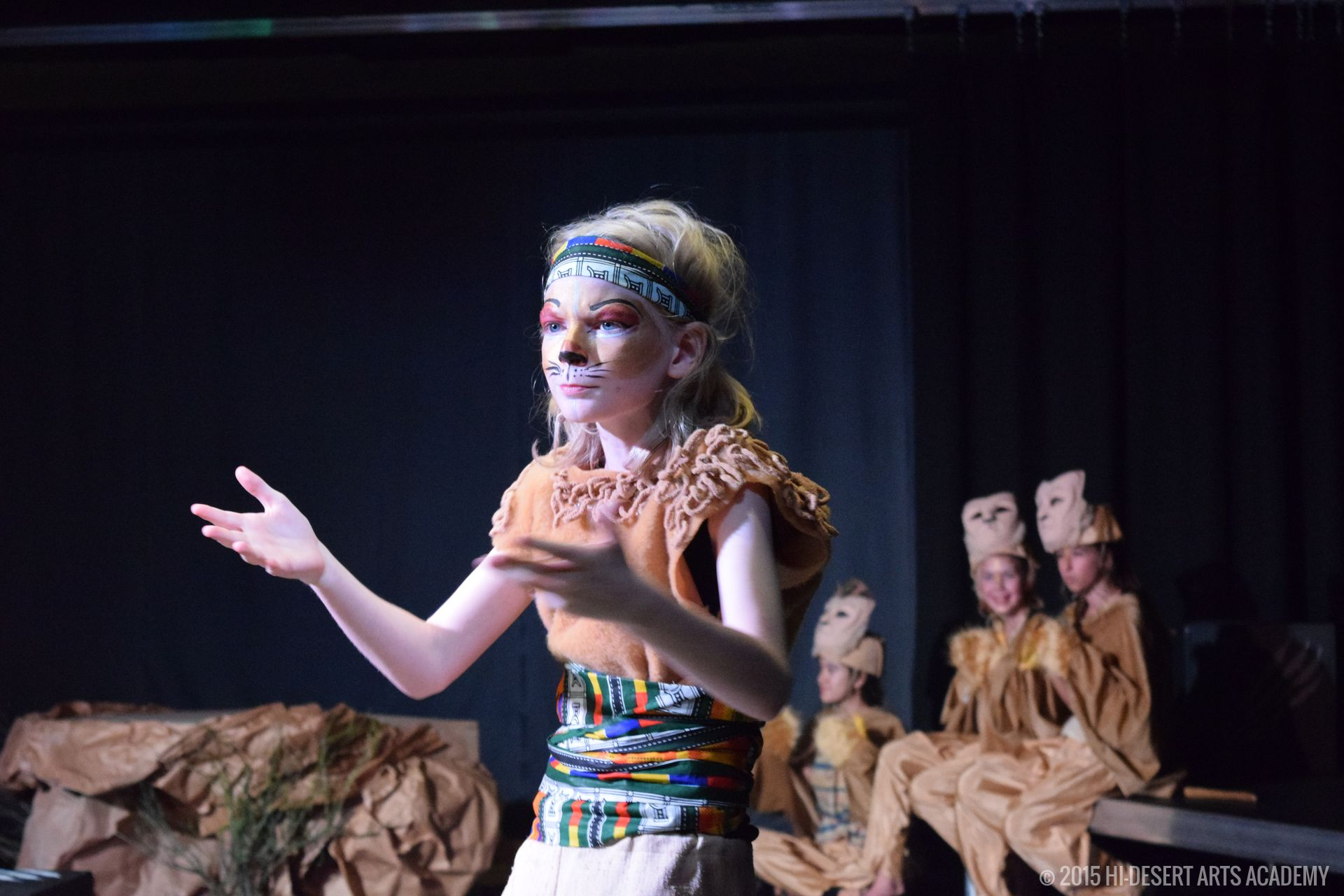 HDAA The Lion King 2015 - Dress Rehearsal34