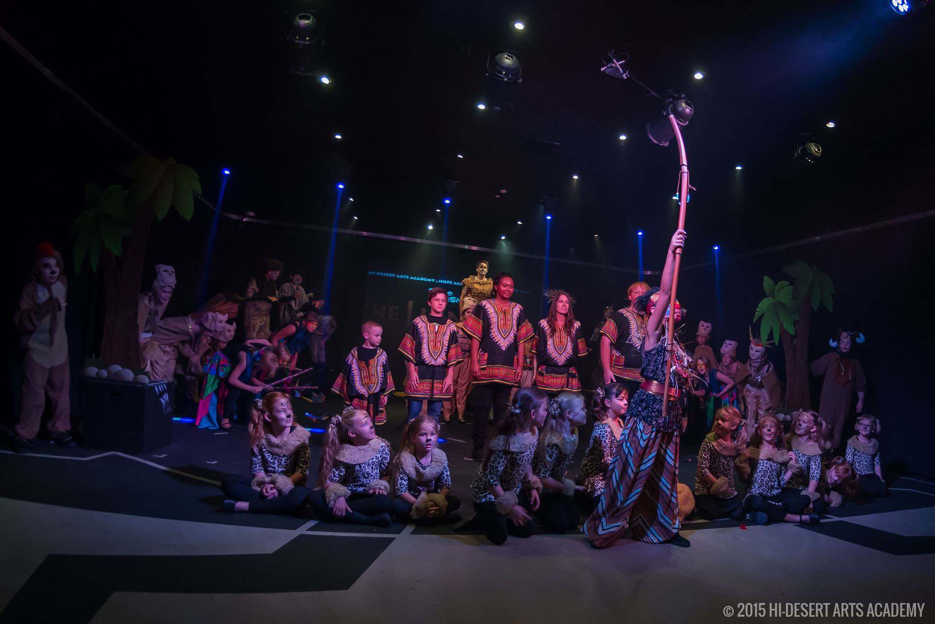 HDAA The Lion King 2015 - Final Show01