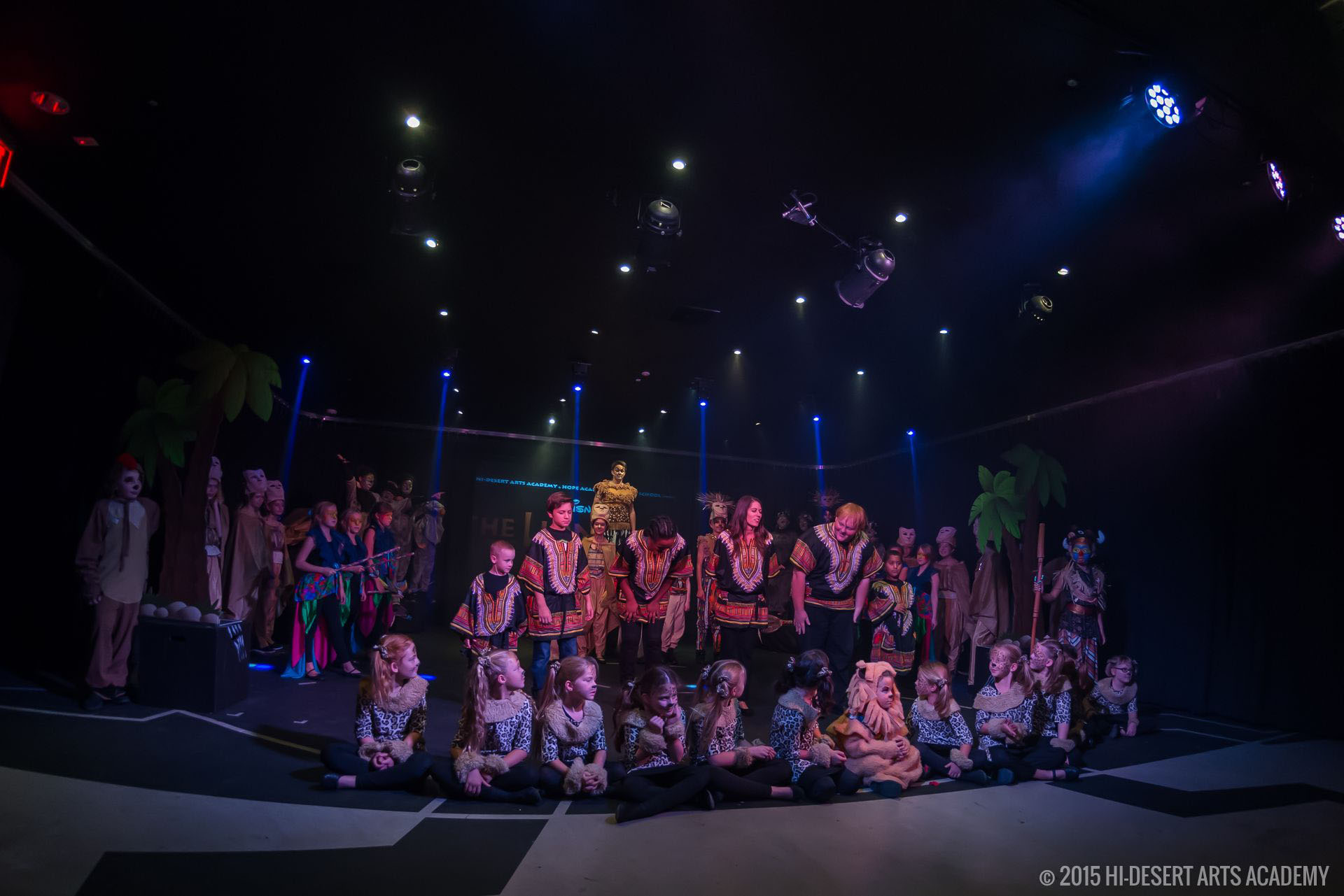 HDAA The Lion King 2015 - Final Show02