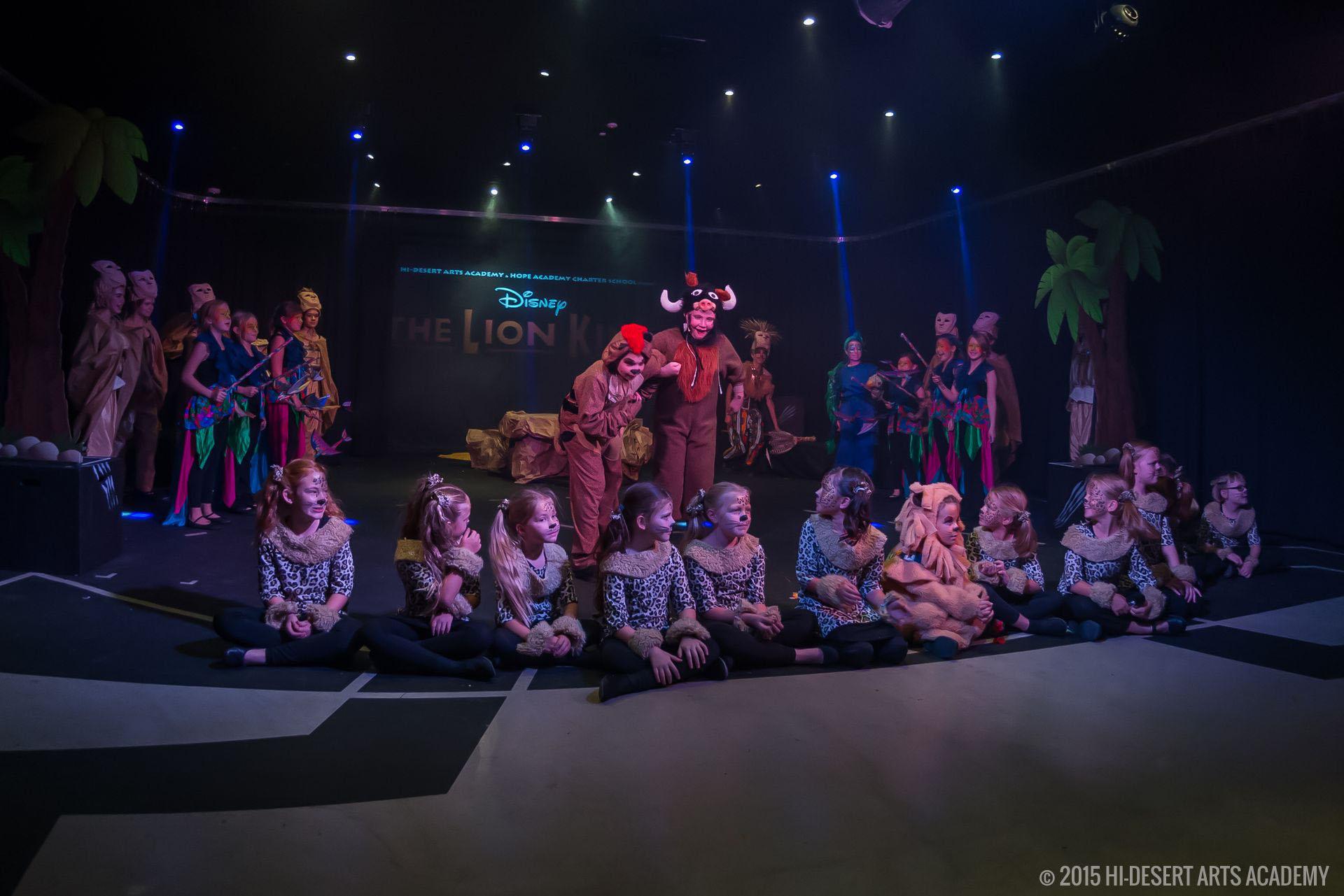 HDAA The Lion King 2015 - Final Show07