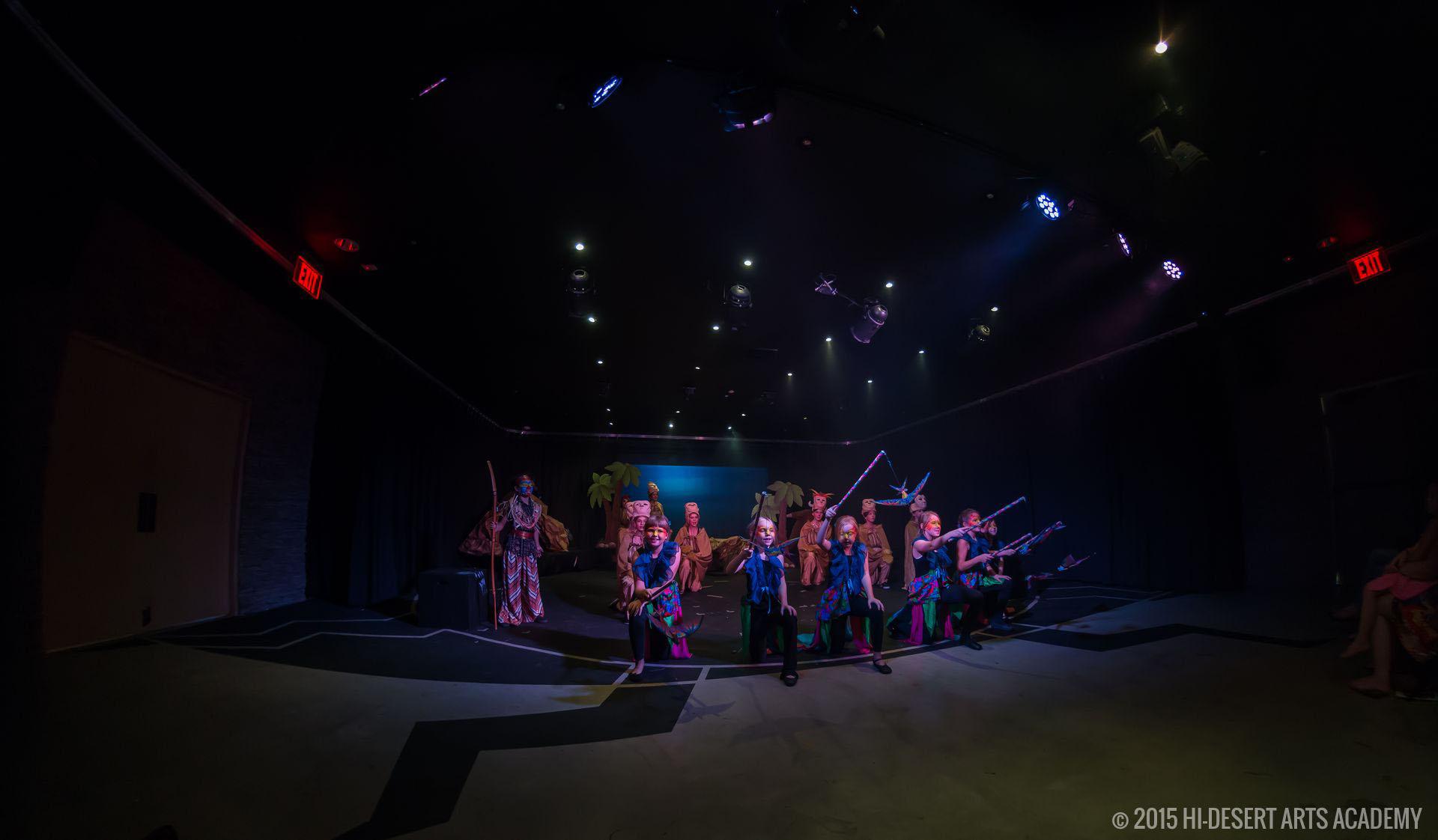 HDAA The Lion King 2015 - Final Show12