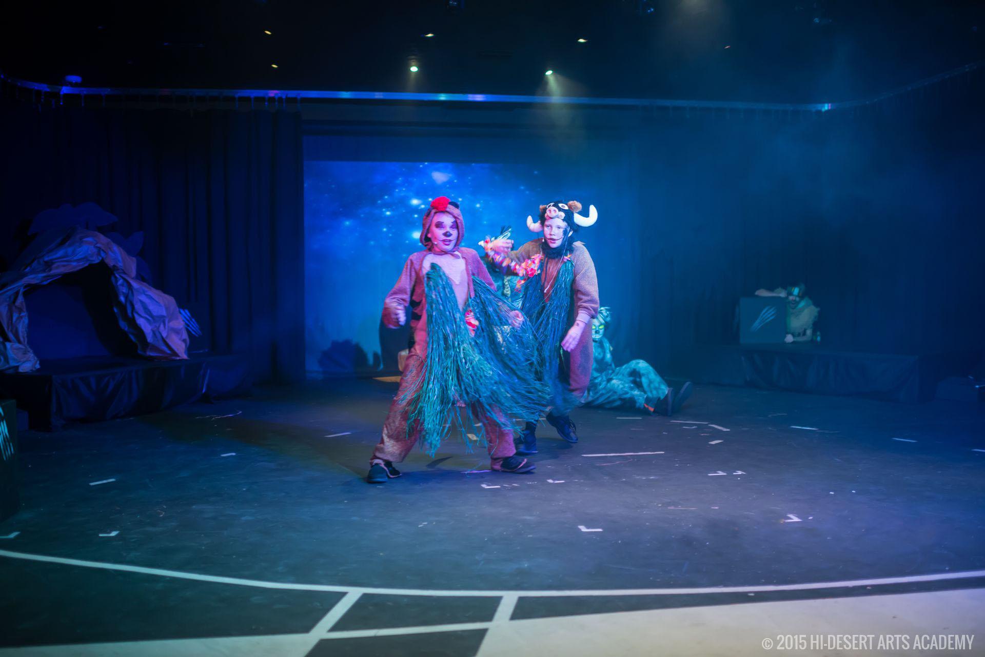 HDAA The Lion King 2015 - Final Show14