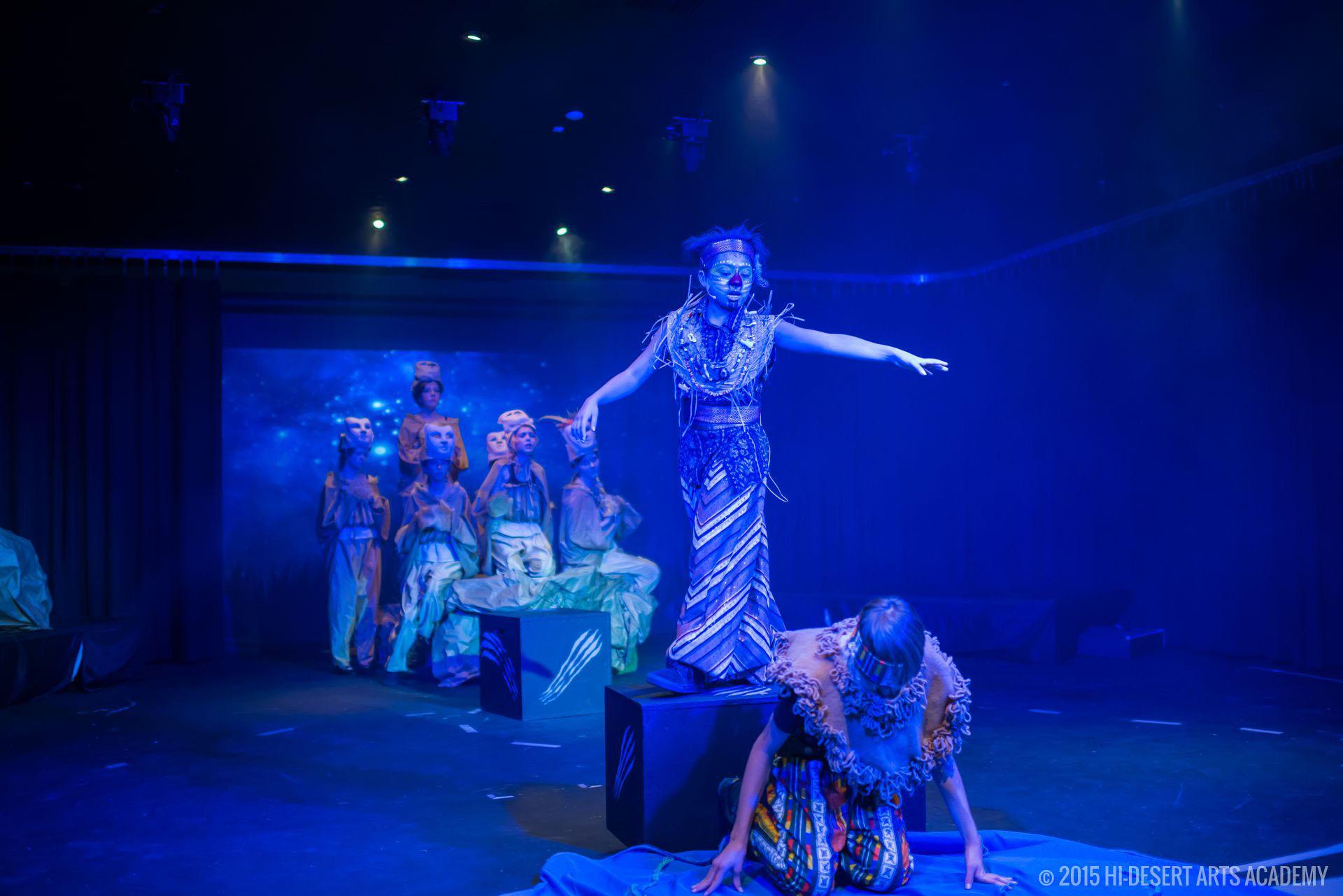 HDAA The Lion King 2015 - Final Show16