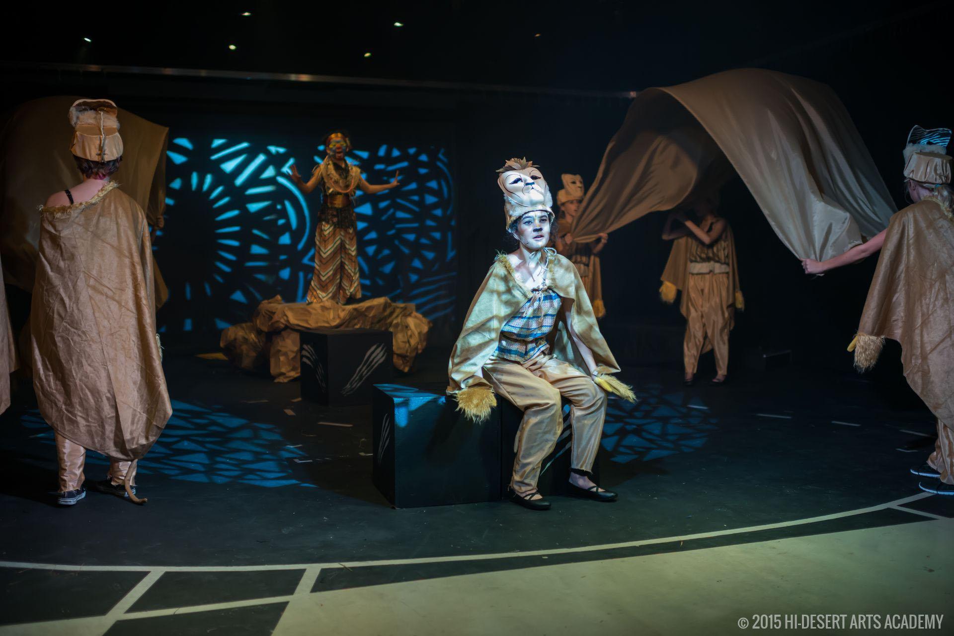 HDAA The Lion King 2015 - Final Show25