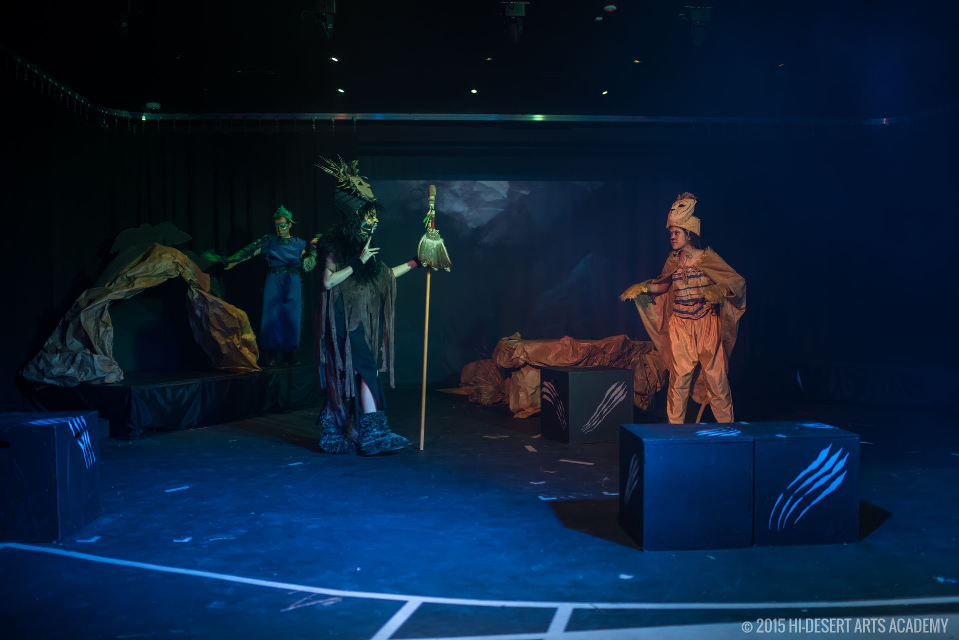 HDAA The Lion King 2015 - Final Show26