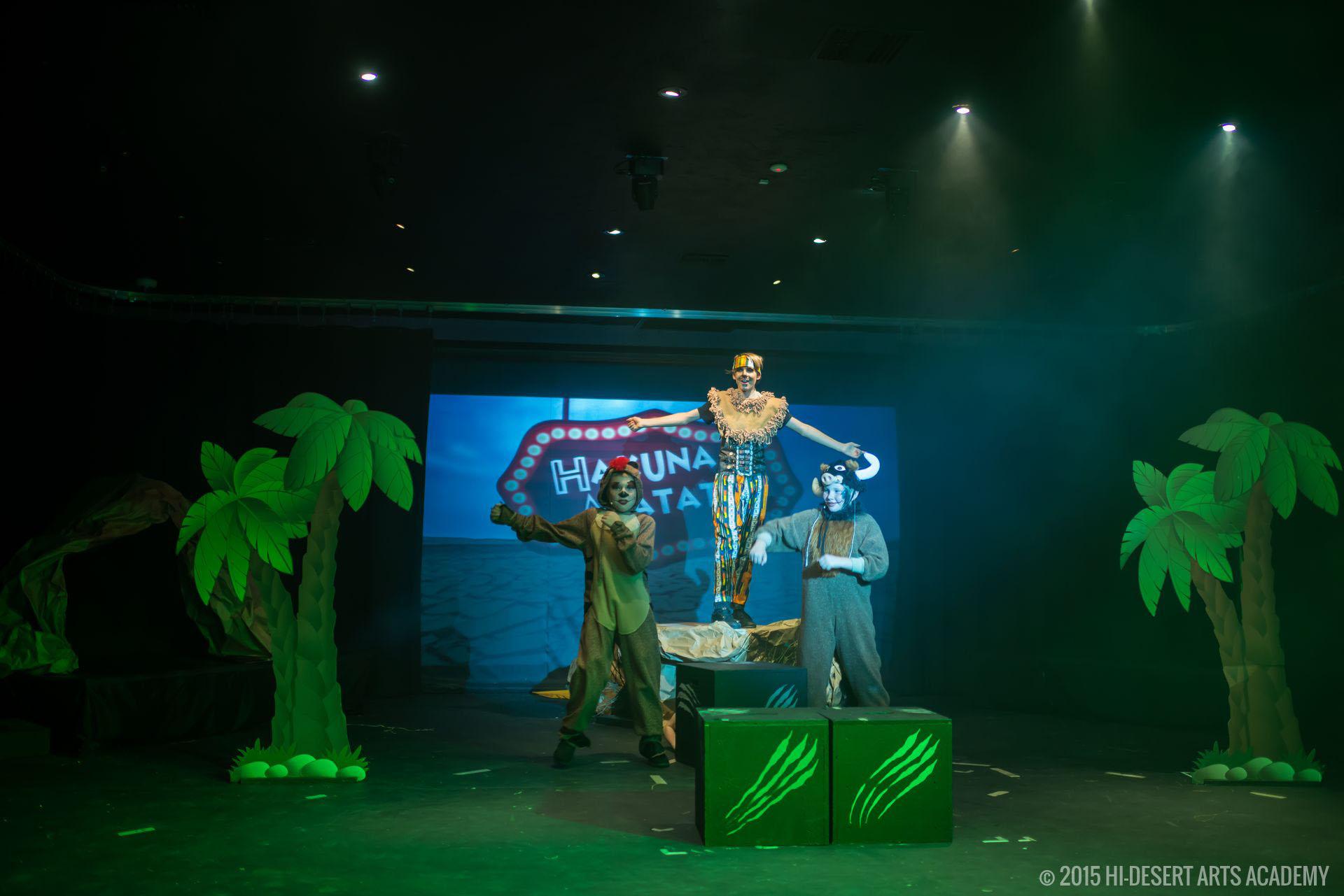 HDAA The Lion King 2015 - Final Show29