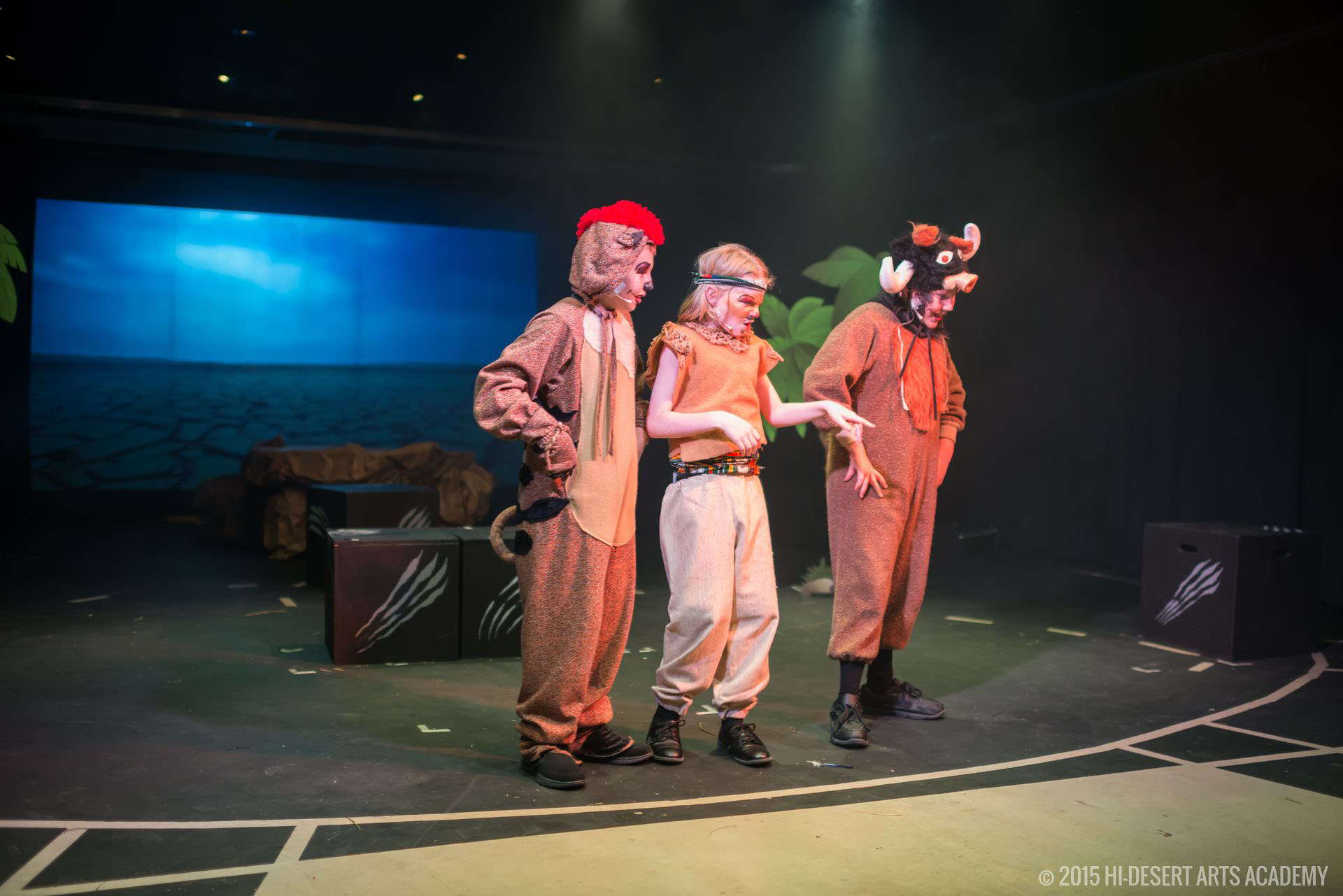 HDAA The Lion King 2015 - Final Show30