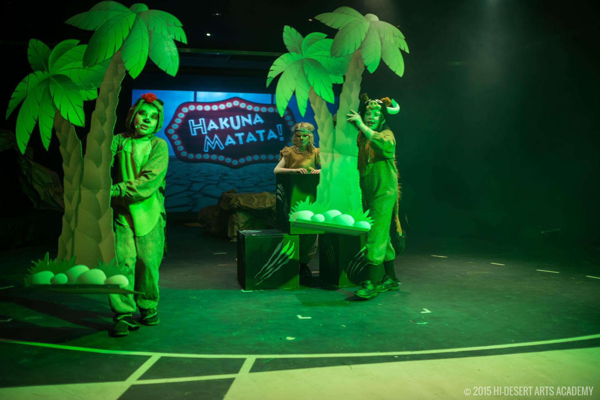 HDAA The Lion King 2015 - Final Show33