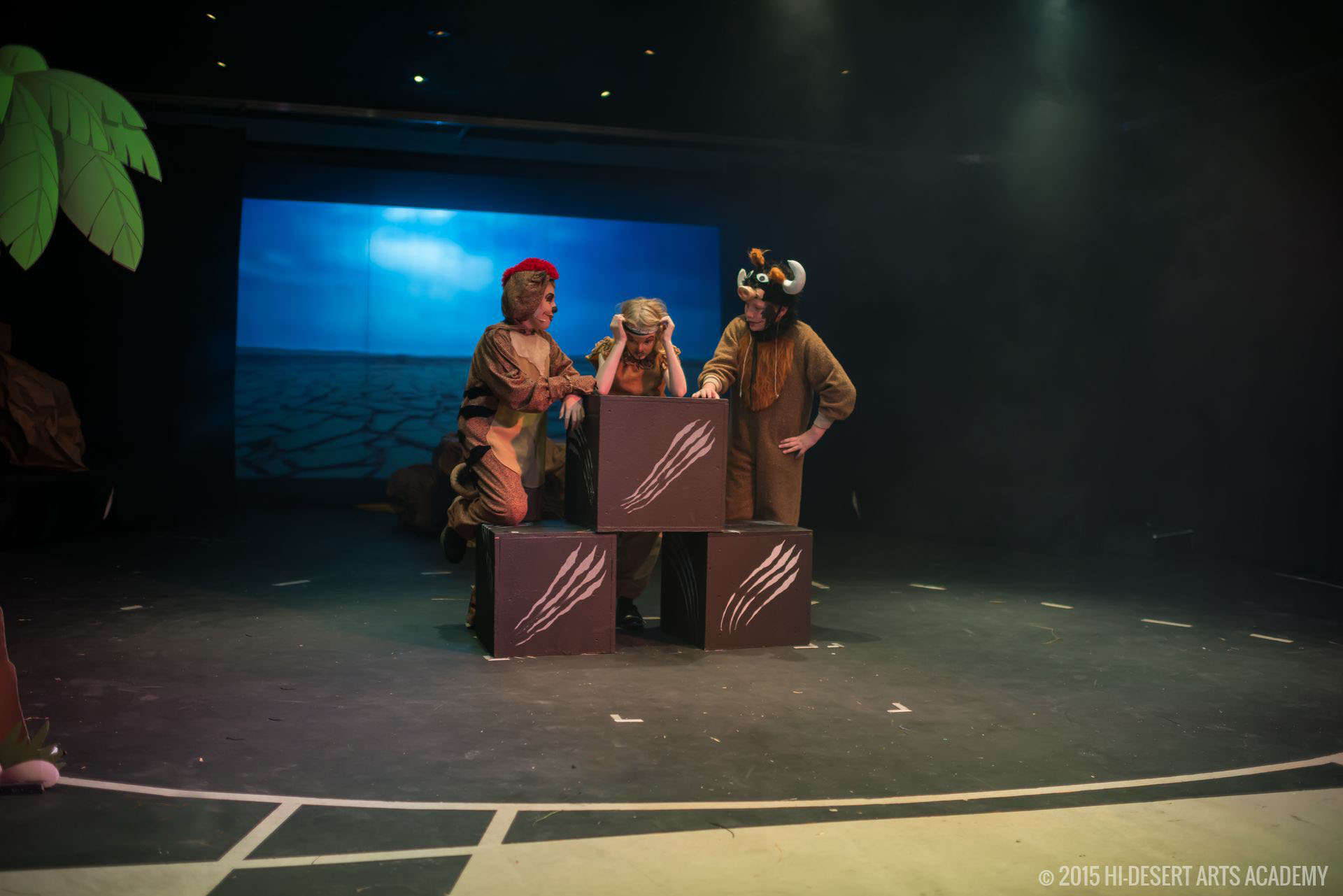 HDAA The Lion King 2015 - Final Show34