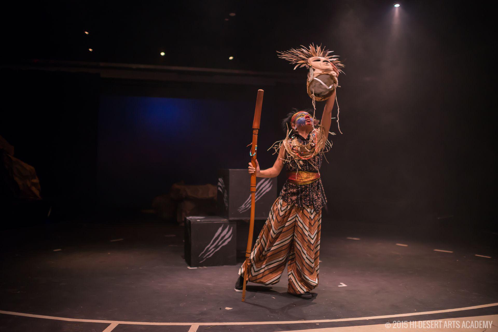 HDAA The Lion King 2015 - Final Show38