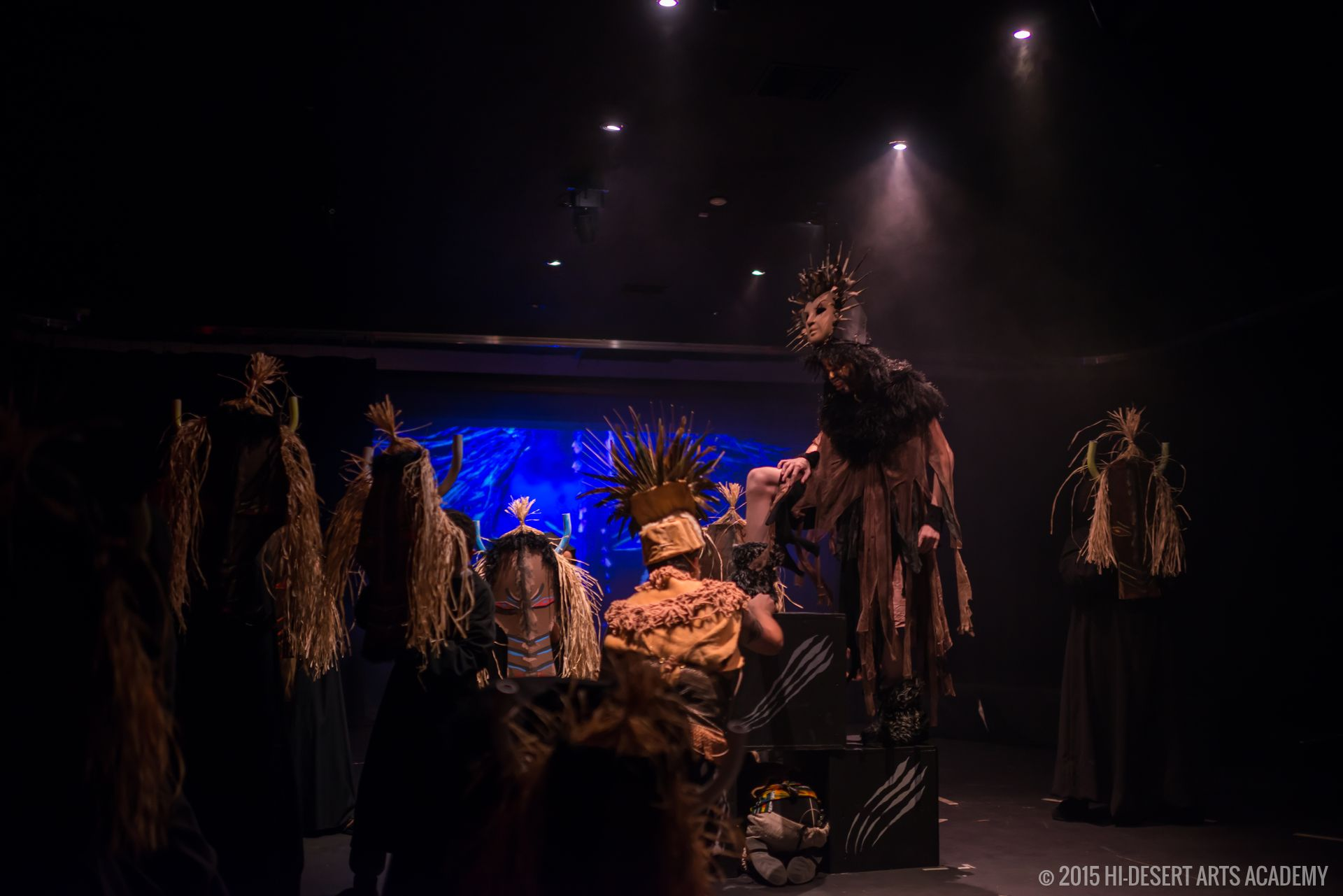 HDAA The Lion King 2015 - Final Show43