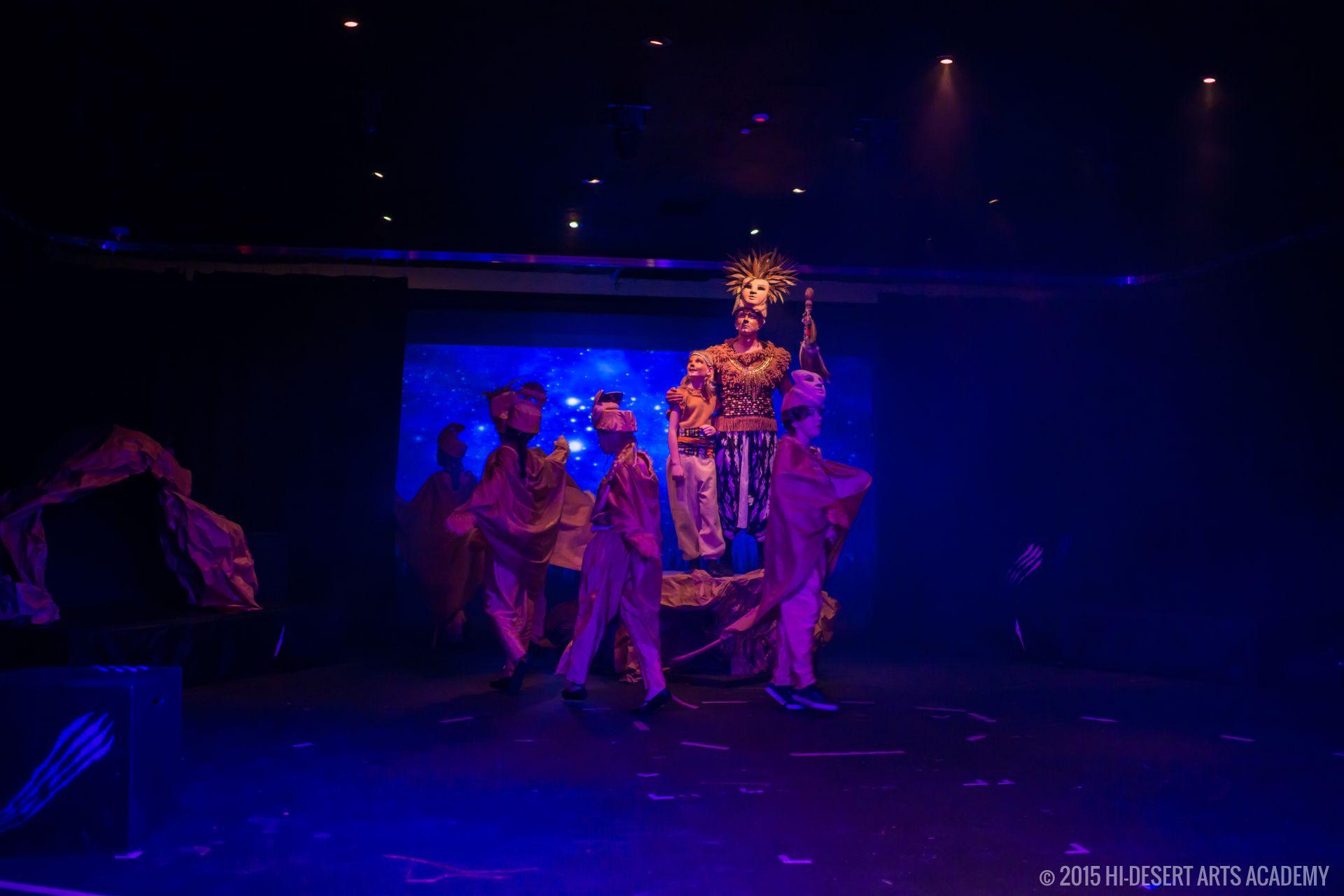 HDAA The Lion King 2015 - Final Show44