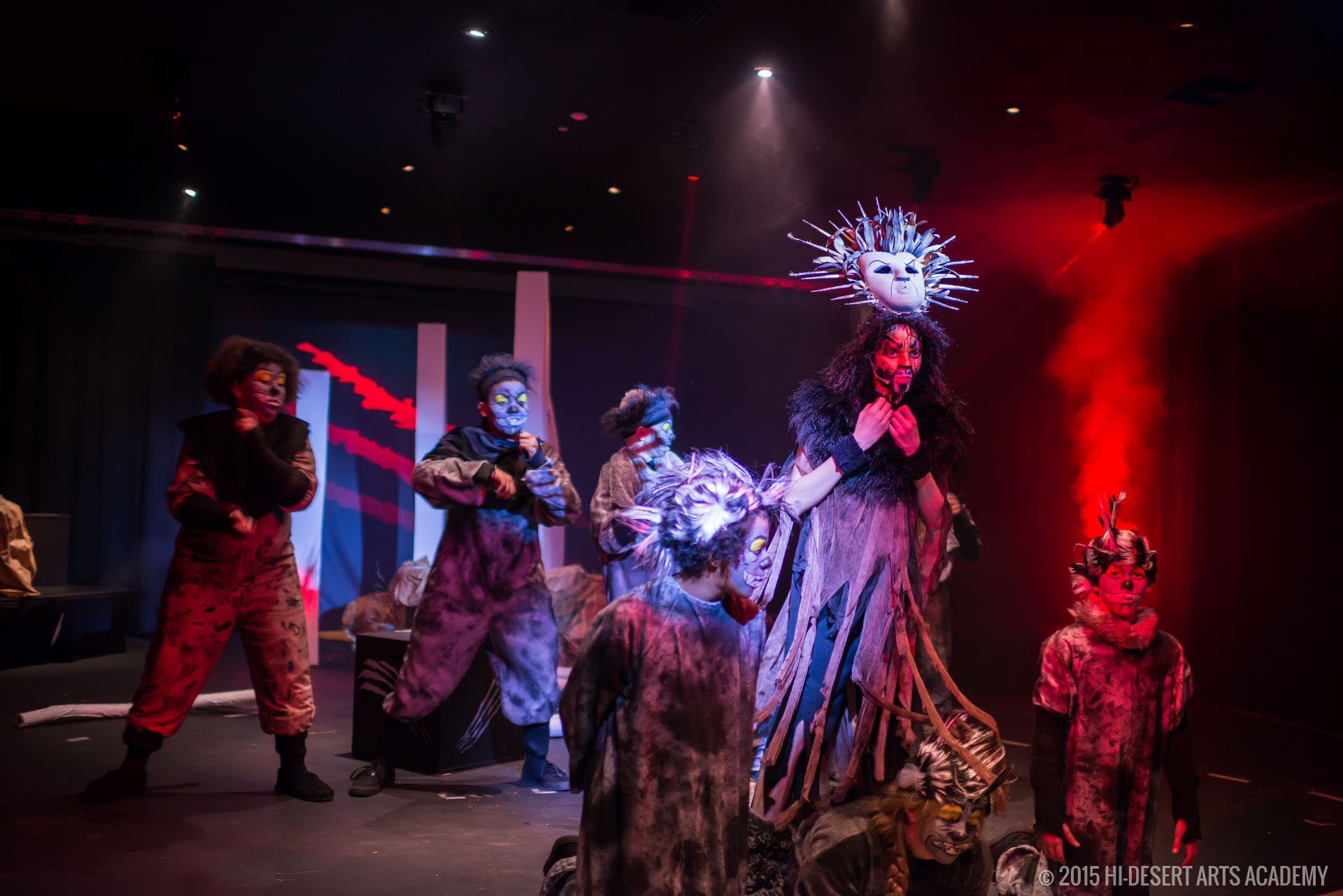 HDAA The Lion King 2015 - Final Show47