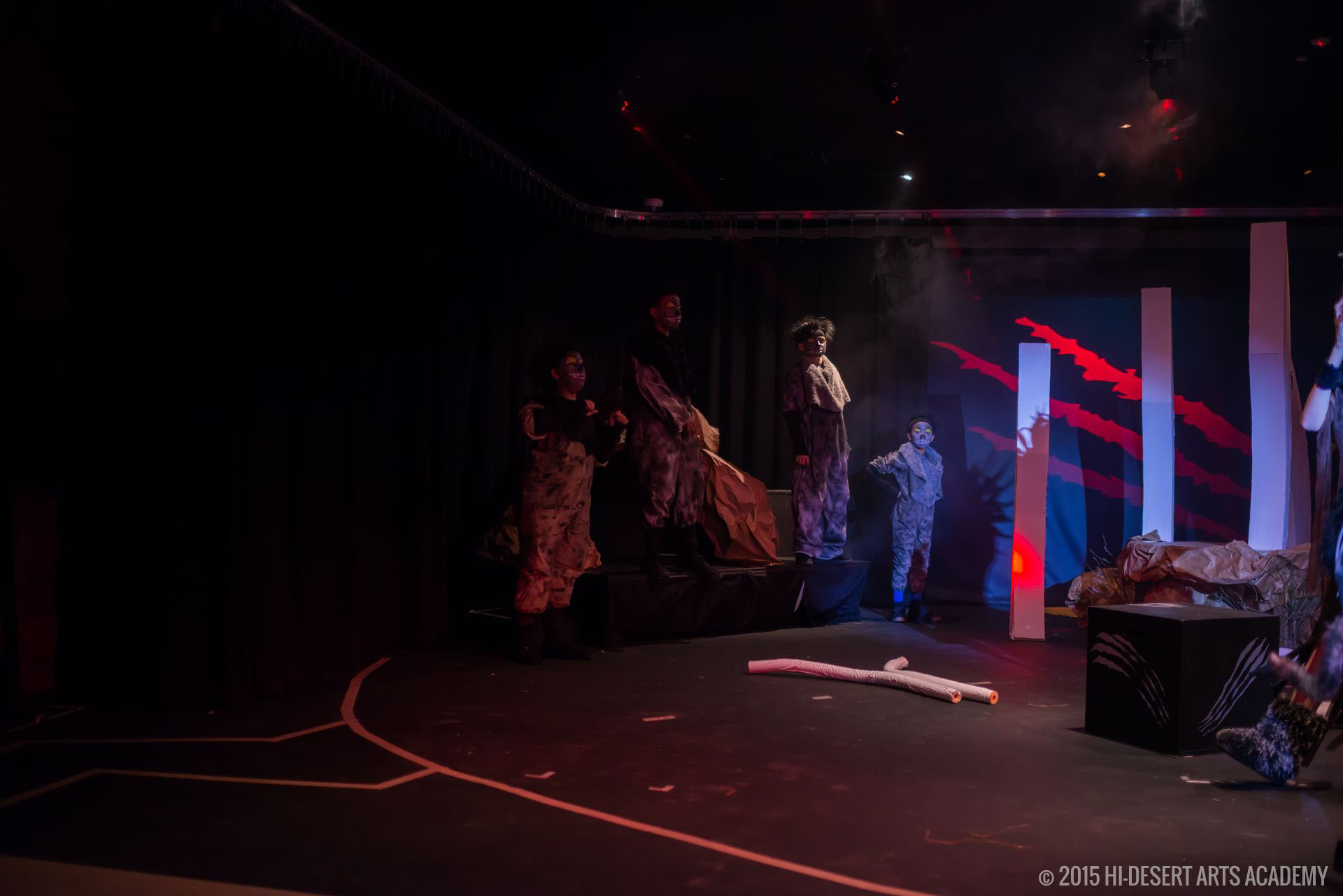 HDAA The Lion King 2015 - Final Show49