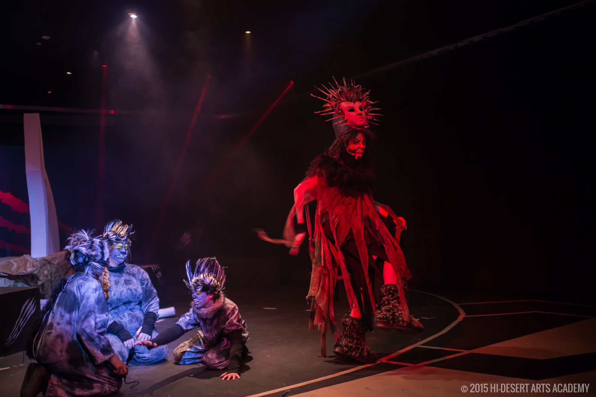 HDAA The Lion King 2015 - Final Show50
